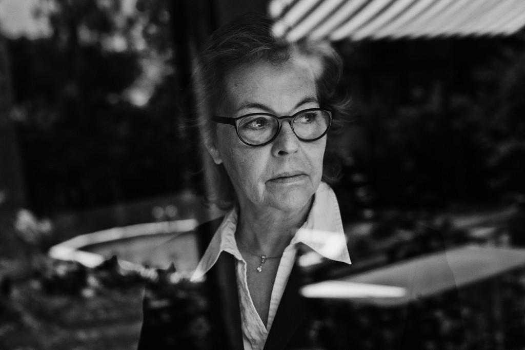 Claudia Honegger Photo: Beat Schweizer